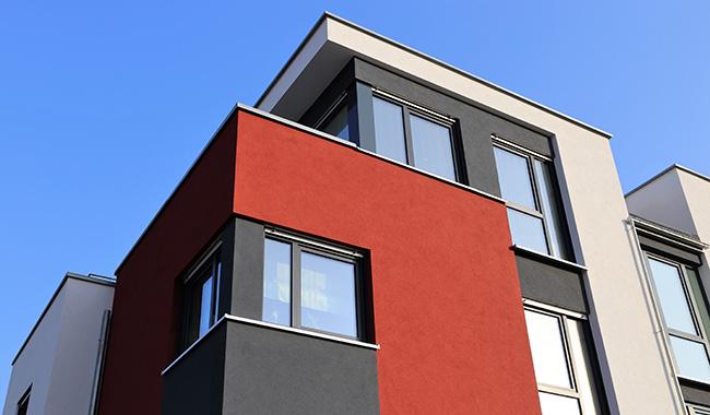 Pose imperméabilisant pour façade Tourcoing